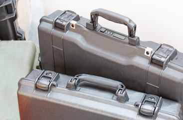 plastic black protector case