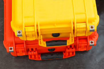 waterproof case for offshore operation