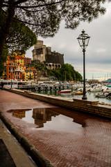 La rocca di Lerici, Lerici, La Spezia, Liguria, Italia