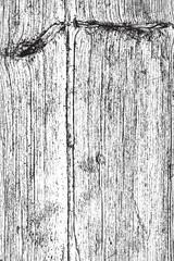 Vertical Dry Wood