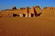 Piramidy w Meroe - 81706042