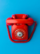 shiny new red phone - 81707482