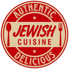 jewish cuisine label