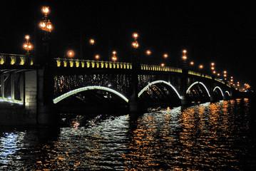 San Pietroburgo, notturno