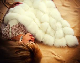 Beauty In Fur