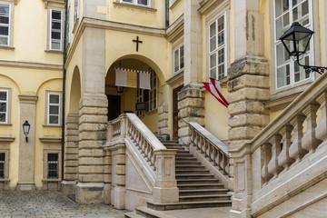 Императорская капелла (Burgkapelle). Хофбург. Вена. Австрия