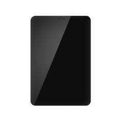 digitally created modern generic tablet pc