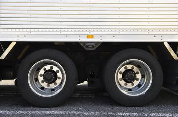 Wheel of truck