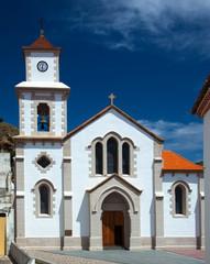 La Gomera, Vallehermoso village