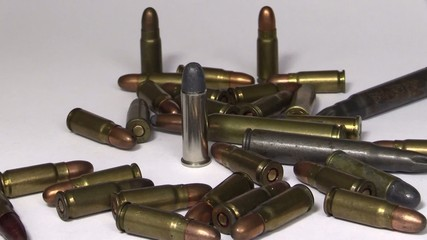 bullets munition