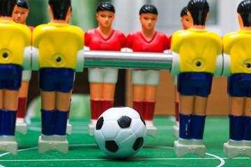 foosball miniature