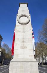 Cenotaph War Memorial in London