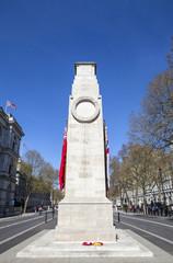 The Cenotaph War Memorial in London