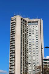 Housing tower - London