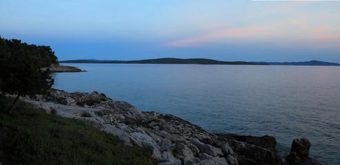 Landscape on the island Hvar