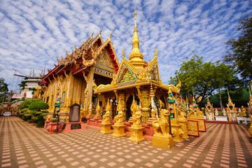 Buddhist Gold Church
