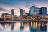 Media City in Salford