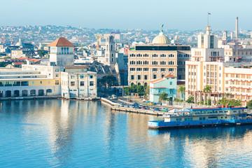General view of Old Havana