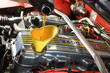 Engine oil change - 81725042