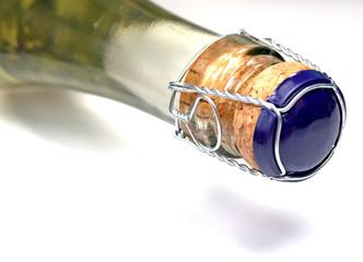 Sektflasche
