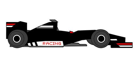 Vector formula car
