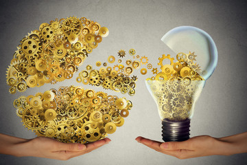 Investing in ideas business concept financial backing innovation