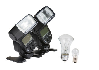 Flash & Lamps