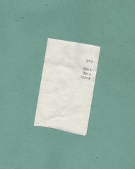 bill or receipt