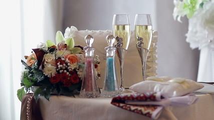 Ukrainian Wedding Table