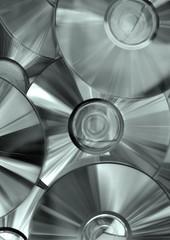 metallic cds background
