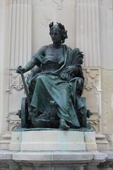 mythology woman stone