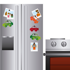 fridge appliance