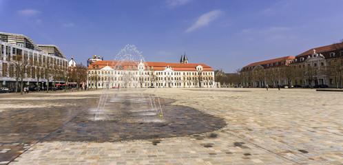 Domplatz Magdeburg, Landtag