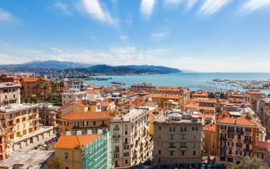 La Spezia  Italia - Panorama