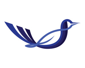 Ribbon Bird