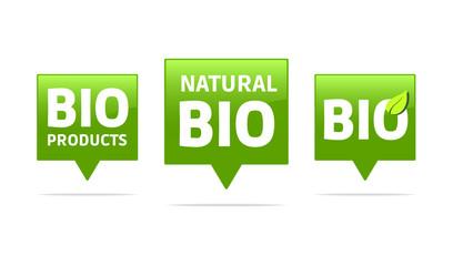 Bio & Natural Tags