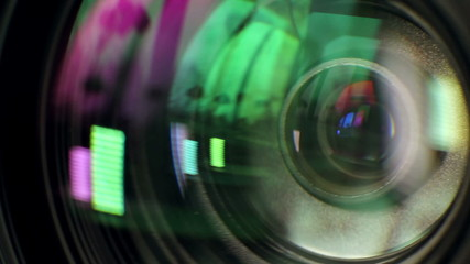 Lens of Camera 2