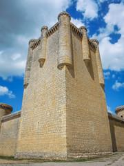 castillo de torrelobaton