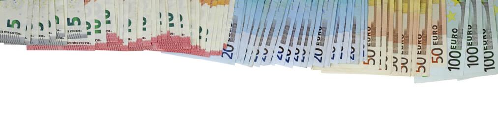 euro notes header
