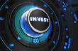 Invest Regulator on Black Control Console.