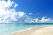�国沖縄�綺麗��瑚�海��空