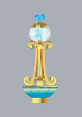 crystal grip six