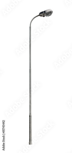 canvas print picture street lamppost