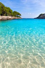 Majorca Cala Gran Dor beach in Mallorca Santanyi