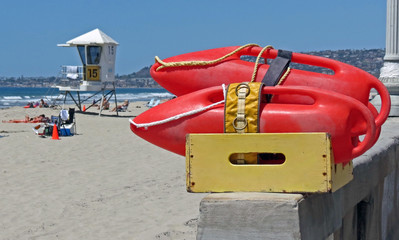 Lifeguard Rescue Buoys