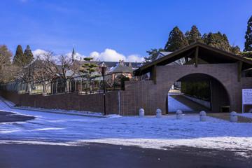 函館のトラピスチヌス修道院
