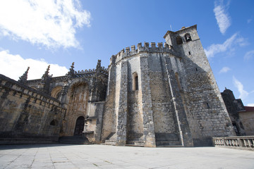 Knights of the Templar (Convents of Christ) in Tomar.