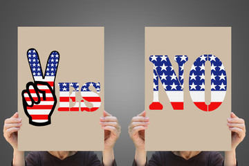 USA   Yes or No