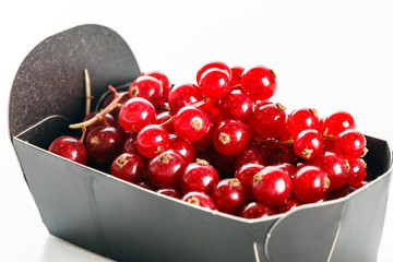 red currant in the box