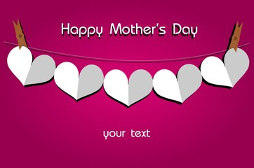 Greeting to Mother's Day